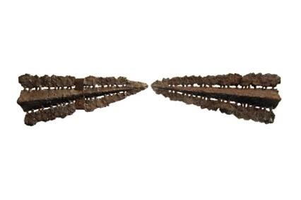 Harry de Leeuw, 'Naar de einder', brons, unicum, 21 x 40 x 6 cm