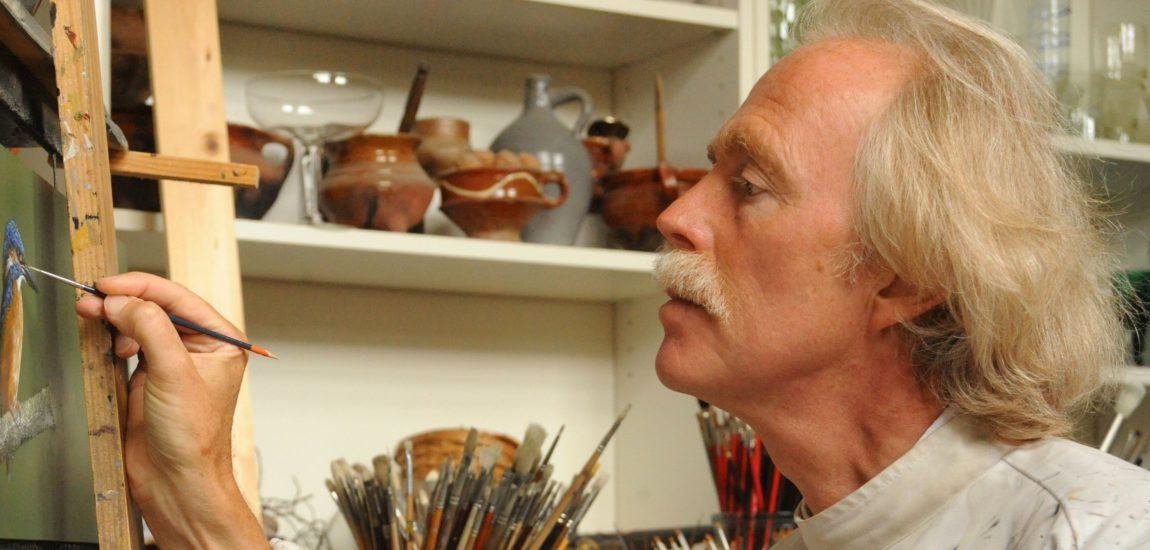 Walter Elst, painter
