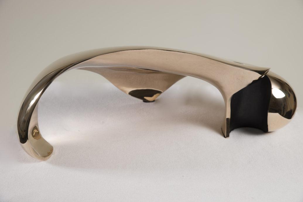 Frank Boogaard, 'Vrijheid', brons object