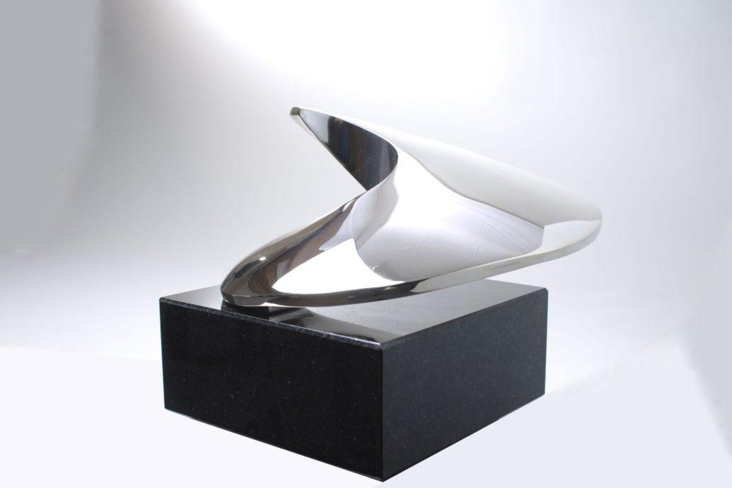 Frank Boogaard, ´Passie´, 2017, brons, 20 x 10 cm