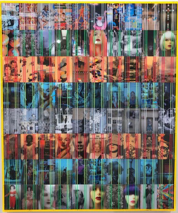 Convado, 'Art of the Street Series', foto en zeefdruk op paneel, 122 x 102 cm