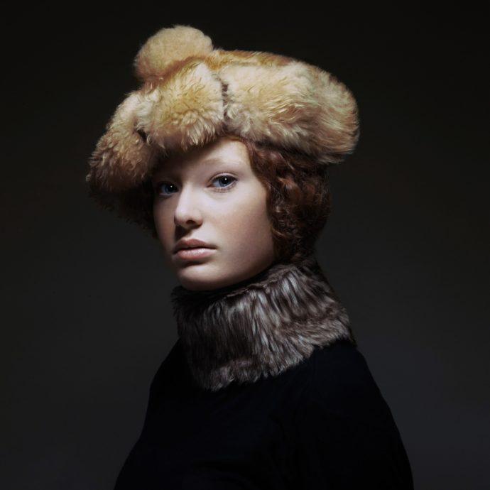 Irene Wijnmaalen, 'Fur', 2016, fotografie, editie 30, 110 x 110 cm