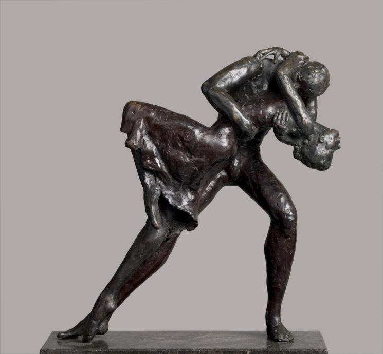 Romee Kanis, 'Tango', brons, 48 cm, oplage 8
