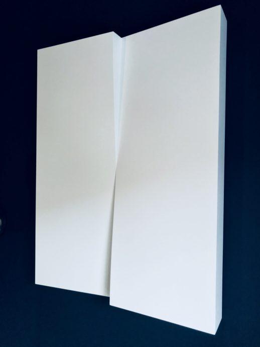 Sander H. Jonker, 'Relief 174', Acryl/MDF, 65x86 cm
