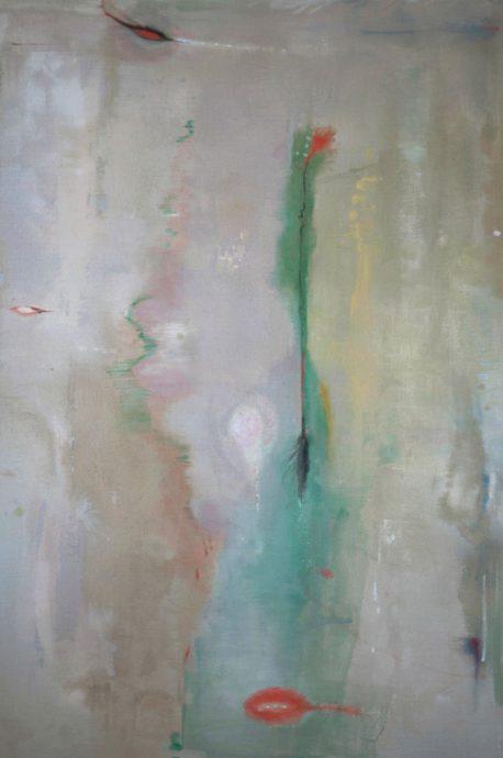 Desire. Acryl en olieverf op linnen doek. 100x150 cm. €2.300,-